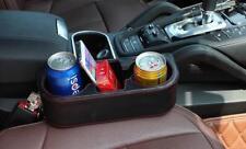 Universal 2-Cup Drink bottle Holder Mount Beverage Seat Seam Gap Wedge