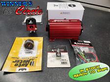 Aeromotive 11101K1 A1000 Fuel System Kit Pump, Regulator, Gauge, Relay, and CB