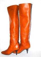 Giuseppe Zanotti Vicini Foldover Boots. Size 40, US 9.