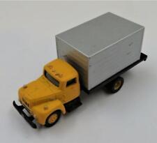 Model Car, CMW, 1/87, HO Scale, Box Truck