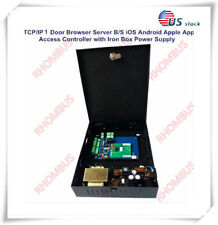 TCP/IP 1 Door Browser Server B/S iOS Android Apple Mobile App Access Controller