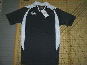 MENS SMALL BLUE/WHITE CANTERBURY CHALLENGE JERSEY - NWT