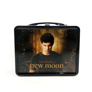 Twilight Saga New Moon Lunch Box with Thermos  Jacob & Edward