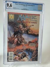 MAGIC THE GATHERING: THE SHADOW MAGE #1 CGC 9.6 GRADED ARMADA COMICS RED HOT!