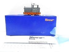 "Roco H0e 33207 Feldbahn-Diesellok V3-02 ""ZOLLERN"" Schmalspur / NEUW. in OVP"