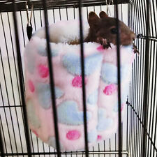 Winter Hamster Nest Parrot Bird Hammock Small Pet Hanging Sleeping Bag