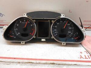 07 Audi A6 speedometer cluster ic# 63415  RF0182