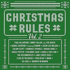 CHRISTMAS RULES VOL,2 ( Barns Courtney,  Grace Potter, Vera Blue ) CD NEU