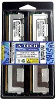 16GB 2 x 8GB PC2-5300 Server ECC FB-DIMM 240-Pin DDR2 667 MHz Memory RAM 5300F