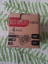 BED RISER 4 pack, Raising Furniture