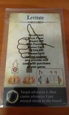 Dungeons & Dragons Rock Paper Wizard - Levitate Promotional Card - MINT