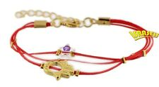 KABBALAH RED STRING BRACELET WITH HAMSA HAND - Lucky Charm - Protection Gift