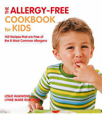 The Allergy-free Cookbook for Kids: 150 Recipes That are Free of the 8-ExLibrary