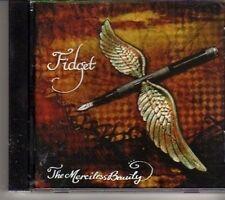 (CR774) Fidget, The Merciless Beauty - 2004 DJ CD