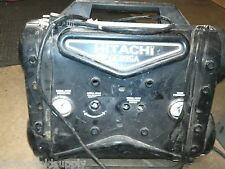 Used 160583 COUNTER WEIGHT FOR HITACHI EC119SA -ENTIRE PICTURE NOT FOR SALE