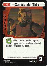 STAR WARS POCKETMODEL - (O66 48) COMMANDER THIRE