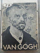 VINCENT VAN GOGH BY L GOLDSCHEIDER & W UHDE 1947 120 PLATES 16 IN FULL COLOUR