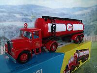 1/50 Corgi 16302 ESSO SCAMMELL HIGHWAYMAN & TANKER TRAILER SET