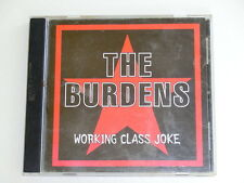 CD - The Burdens - Working Class Joke