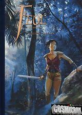 Tirage de Luxe dos toilé Le FEUL tome 2 Les BROHMS 250 exemplaires au monde neuf