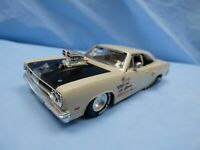 Maisto 1:25 PRO STOCK 1970 Plymouth GTX Supercharged Mad Hemi Muscle Car Toy