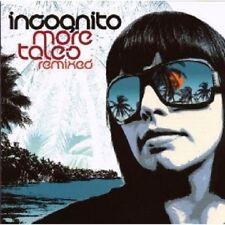 "INCOGNITO ""MORE TALES REMIXED""  CD NEU"