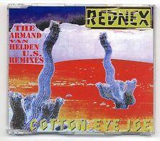Rednex MAXI-CD Cotton Eye Joe the Armand van héros u.s. remixé - 3-track-zyx