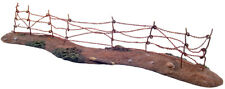 BRITAINS 51006 - WW1 - 2 x Barbed Wire Sections
