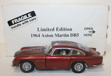Danbury Mint 1/24 Scale - Aston Martin DB5 Metallic red