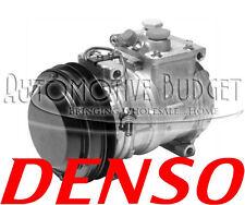 A/C Compressor w/Clutch John Deere - 10PA17C 1GR 136mm 12v - NEW OEM
