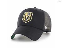 Vegas Golden Knights Cap NHL Eishockey 47Brand Kappe Trucker Snapback Verschluß