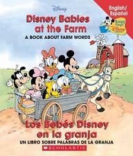 Disney Babies At The Farm / Los Bebes Disney en la granja (Baby's First Disney