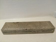 More details for vintage e baker 'yard o led' sterling silver ballpoint pen with box