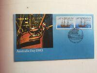 First day cover Australia 1983 Australia Day Mannum 5238