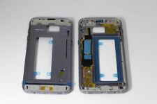 Per Samsung Galaxy S7 bordo, Medio Telaio Rivestimento di ricambio-Blu