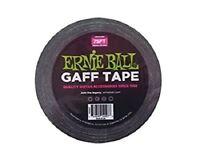 ERNIE BALL GAFF TAPE (75 ft.) nastro adesivo