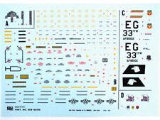 Esci 9118-E9130 Vintage Decals F-15C Eagle 1:72 modellismo