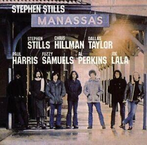 Stephen Stills Manassas (1972) [CD]