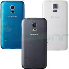 Copri batteria originale Samsung per Galaxy S5 mini G800F coperchio bulk nuovo