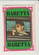 Monty Gum trading card 1978 TV Series: Baretta #28