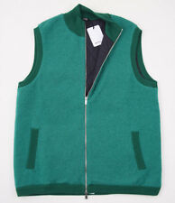 b37d6f068ff02 New ListingNWT  2495 KITON Thick 100% Cashmere Sweater Vest with Quilted  Lining M (Eu 50)