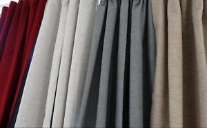 caravan curtain 100%blackout ready made+no more light all sizes avaliable