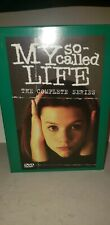 My So-Called Life - The Complete Series (Dvd, 2002, 5-Disc Set) New Open Box