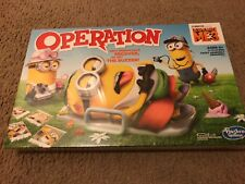 NEW Despicable Me 3 Edition Operation Game Hasbro MINIONS