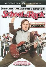 The School of Rock (DVD, 2004, Special Collector's Edition, Widescreen)