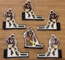 Custom Coleco Table Hockey Players- Vancouver Millionaires-Vancouver Canucks