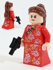 LEGO STAR WARS QUEEN AMIDALA PADME MINIFIGURE - MADE OF GENUINE LEGO PARTS