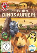WONDER PETS: RETTET DEN DINOSAURIER   DVD NEU  JENNIFER OXLEY/JOSH SELIG/+