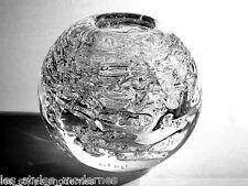 BERANEK Skrdlovice Glasvase ° Design Frantisek Vizner ° czech art glass