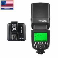 Us Godox Tt685N Camera Flash i-Ttl Gn60 Wireless Speedlite Flash f Nikon Camera